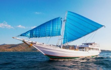 Sorong - Waisai - Embarquement – navigation pour les Raja Ampat