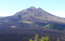 Summit of Batur Volcano and hot springs (B-L)