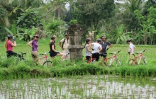 Munduk – Cycling and Rafting – Ubud
