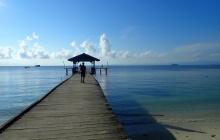 Sapokren – baie de Kabui