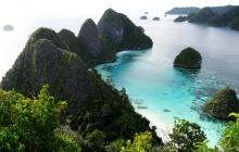 Kawe et îlots extérieurs - Wayag