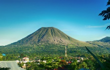 Arrival to Manado and Mahawu Volcano