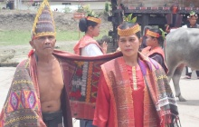 Visite des villages traditionnels Batak de Samosir (B)