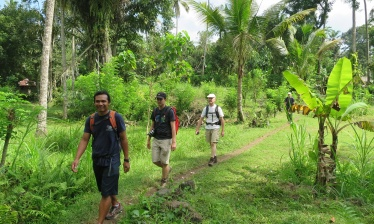 Sulawesi : Trekking in Toraja country